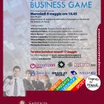 Locandina Sapienza Business Game